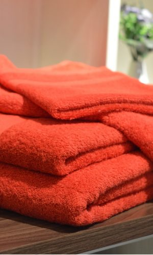 Jean Perry Hollywood Towels
